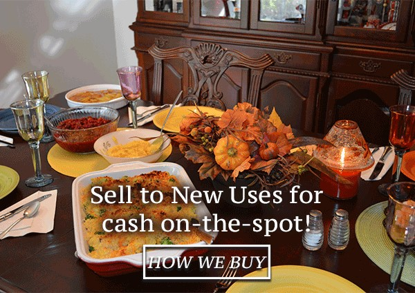 New Uses   How We Buy   Sell Your Fall U0026 Winter Decor And Dining Accessories